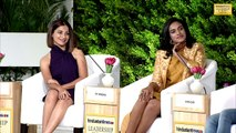 Saina Nehwal is a rival on court, a friend off it: PV Sindhu at HTLS 2018