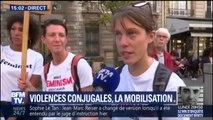 """Violences conjugales: """"Les femmes ont besoin d'un accompagnement"""", assure l'association Les Femmes en marge"""
