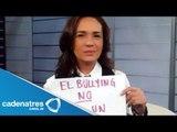Campaña contra el bullying de Yolanda Andrade / Campaign against bullying Yolanda
