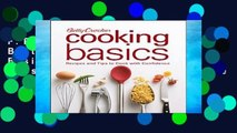 F.R.E.E [D.O.W.N.L.O.A.D] Betty Crocker Cooking Basics: Recipes and Tips to Cook with Confidence