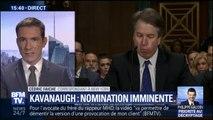 Accusé d'agression sexuelle, Brett Kavanaugh devrait être nommé nouveau juge de la Cour suprême américaine