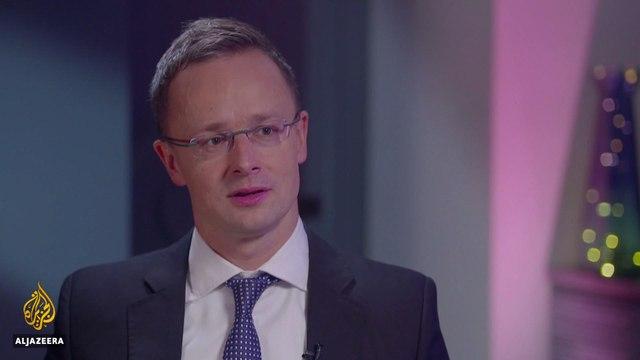 Immigration 'not a human right': Hungary FM on EU criticism | Talk to Al Jazeera