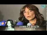 Lorena Rojas, más que una estrella… una guerrera / ¿Quién fue Lorena Rojas?