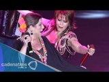 Margarita la Diosa de la Cumbia comparte el escenario con Alejandra Guzmán