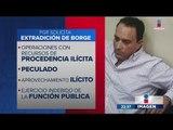 México pide la extradición de Roberto Borge | Noticias con Ciro Gómez Leyva