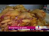 Cuánto gana una familia pobre en México | Noticias con Yuriria Sierra