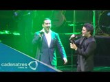 Alejandro Sanz y Alejandro Fernández graban sencillo