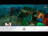 Casi 12 mil escuelas quedaron afectadas por el sismo 19S | Noticias con Francisco Zea