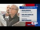 Autorizan la extradición de Tomás Yarrington a México | Noticias con Ciro Gómez Leyva