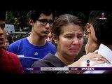 Homenaje a los muertos del sismo que azotó a la Ciudad de México | Noticias Yuriria Sierra