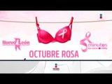 Imagen de melones causa polémica en campaña contra el cáncer de mama | Noticias con Ciro