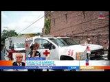 Jojutla es de las zonas más afectadas tras sismo | Noticias con Francisco Zea