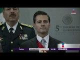 El discurso más reciente de Enrique Peña Nieto | Noticias con Yuriria Sierra