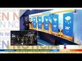 Lloverá en las zonas afectadas por el sismo | Noticias con Francisco Zea