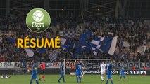 Grenoble Foot 38 - Clermont Foot (1-0)  - Résumé - (GF38-CF63) / 2018-19