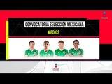 Estos son los jugadores de la Selección Mexicana para siguientes partidos   Noticias con Yuri