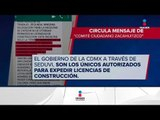 Sí hay violaciones a uso de suelo en edificios de la Delegacion Benito Juárez | Noticias con Ciro