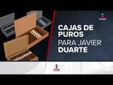 La lista de objetos incautados a Javier Duarte | Noticias con Ciro Gómez Leyva