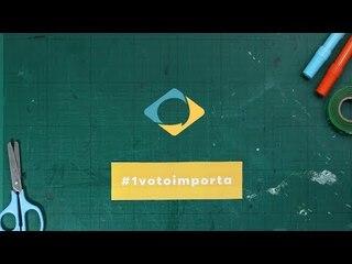 O que UM voto REPRESENTA? | Campanha Politize! para as ELEIÇÕES de 2018