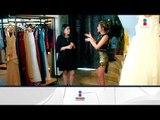 Mexicana quiere vestir a las mexicanas con ropa única | Noticias con Francisco Zea