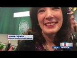 La esposa de Meade habló sobre las aspiraciones de su esposo   Noticias con Ciro Gómez Leyva