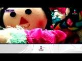 Venden muñecas típicas mexicanas ¡hechas en China! | Noticias con Yuriria Sierra