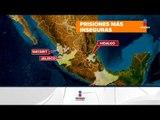 Estas son las mejores y peores prisiones en México | Noticias con Francisco Zea
