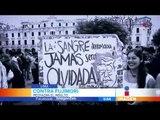Protestas contra ex presidente de Perú | Noticias con Francisco Zea
