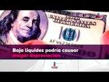Dólar se vende en 20 pesos   Noticias con Yuriria Sierra