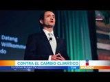 Expertos darán capacitación sobre el cambio climático en México  | Noticias con Francisco Zea