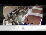 Captan en video de un ataque en un club de peleas de gallos | Noticias con Ciro Gómez Leyva