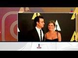 Jennifer Aniston y Justin Theroux se divorcian | Noticias con Francisco Zea