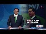 Peña Nieto respondió a los señalamientos de la CNDH | Noticias con Ciro Gómez Leyva