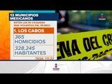 ¡México tiene la ciudad más violenta del mundo en 2017! | Noticias con Francisco Zea