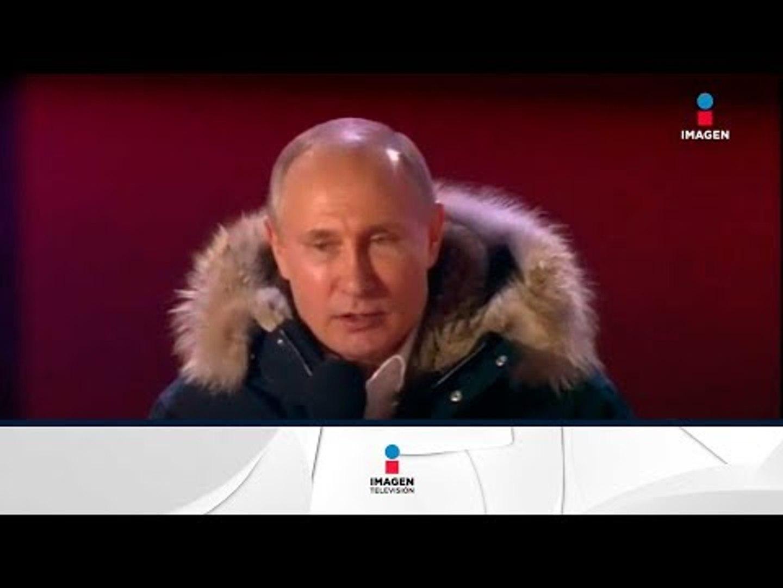 Cómo le hizo Vladimir Putin para arrasar en las elecciones   Noticias con Francisco Zea