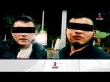 Detienen a dos ladrones de casa habitación al norte de la CDMX | Noticias con Francisco Zea