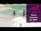 Crece el PIB turístico en México   Noticias con Yuriria Sierra