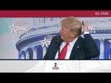 Donald Trump habla de su calvicie   Qué Importa