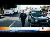 Botón de pánico facilita detención de ladrones en la CDMX | Noticias con Francisco Zea