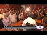 Aprueban candidatura de Cuauhtémoc Blanco al gobierno de Morelos | Noticias con Yuriria Sierra