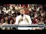 Meade promete mejores condiciones laborales para las mujeres   Noticias con Francisco Zea