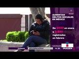 Denuncias sexuales en aumento en México | Noticias con Yuriria Sierra