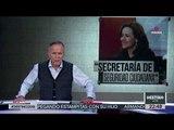Margarita Zavala responde las preguntas de la Coparmex | Noticias con Ciro Gómez Leyva