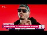 Aleks Syntek otra vez contra el reggaetón | Noticias con Yuriria Sierra