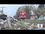 Miguel Ángel Yunes supervisó los operativos de seguridad contra el robo de trenes
