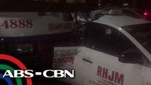 News Patrol: Apat na sasakyan, binangga ng bus | October 7, 2018