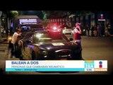 Asesinan a hombre en una balacera afuera del Estadio Azteca | Noticias con Francisco Zea