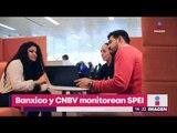 Por qué fallaron las transferencias bancarias el viernes pasado | Noticias con Yuriria Sierra