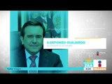 Ildefonso Guajardo habla de la renegociación del TLCAN | Noticias con Francisco Zea