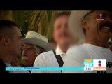 """Capturan a """"El Abuelo"""", exlíder de autodefensas en Michoacán   Noticias con Francisco Zea"""